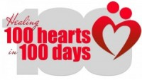 Healing 100 Hearts in 100 Days